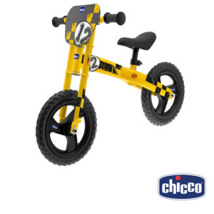 Chicco - Balance Bike Yellow Thunder