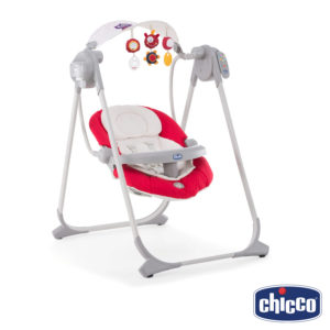 Chicco – Altalena Polly Swing Up - Iperbimbo