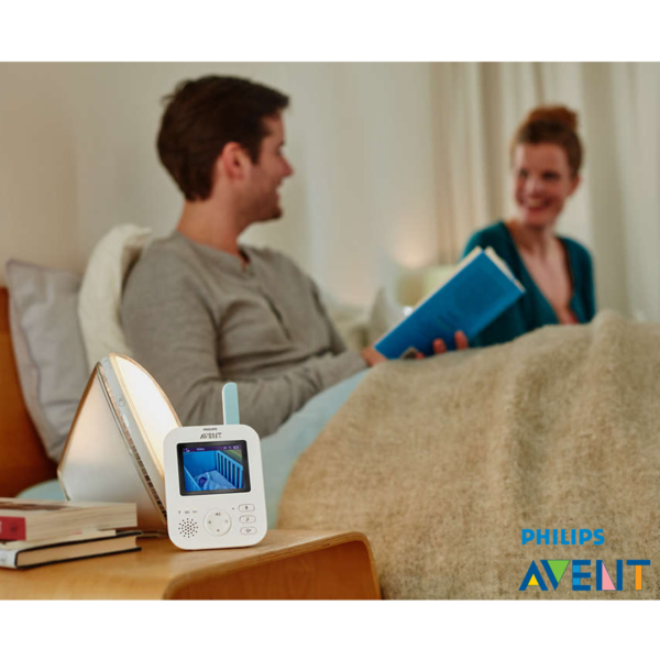 Avent –  Video Baby Monitor Con Video Digitale Plus 620/01 - Iperbimbo